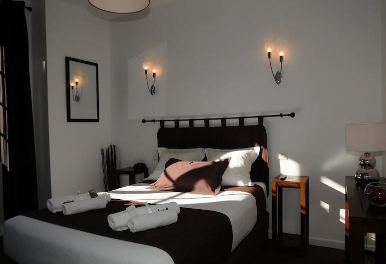 Hôtel Le Tivoli, Sisteron, Dvoulůžkový pokoj, Pokoj