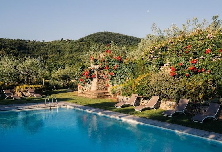 Terre di Baccio, Greve in Chianti, Outdoor Pool