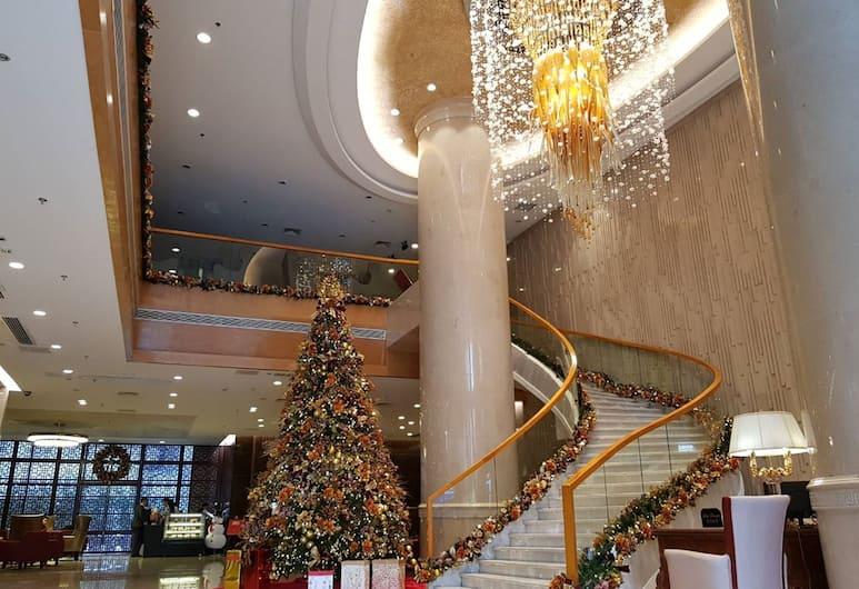 得菲律賓馬尼拉布魯拉尼瑞士貝爾飯店, 馬尼拉, 大廳