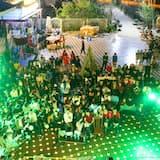 אזור אירועים בחוץ