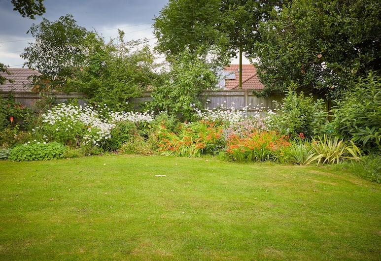 ストロベリー コテージ B&B, サウサンプトン, 庭園