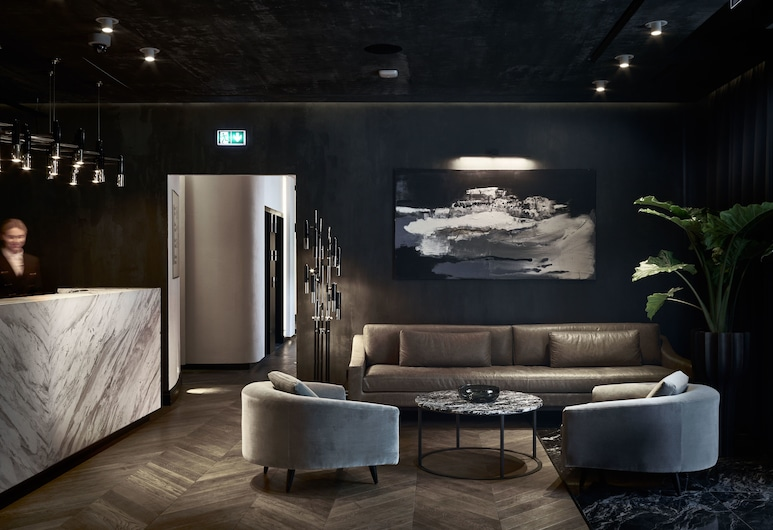 Hotel PACAI, Vilnius, Lobby