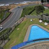 Kültéri medence