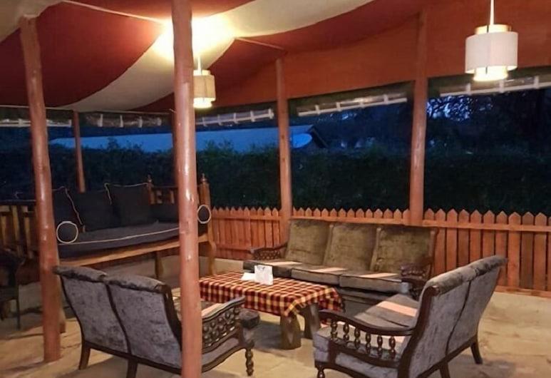 Severine Cottages and Lounge, Nairobi, Gazebo