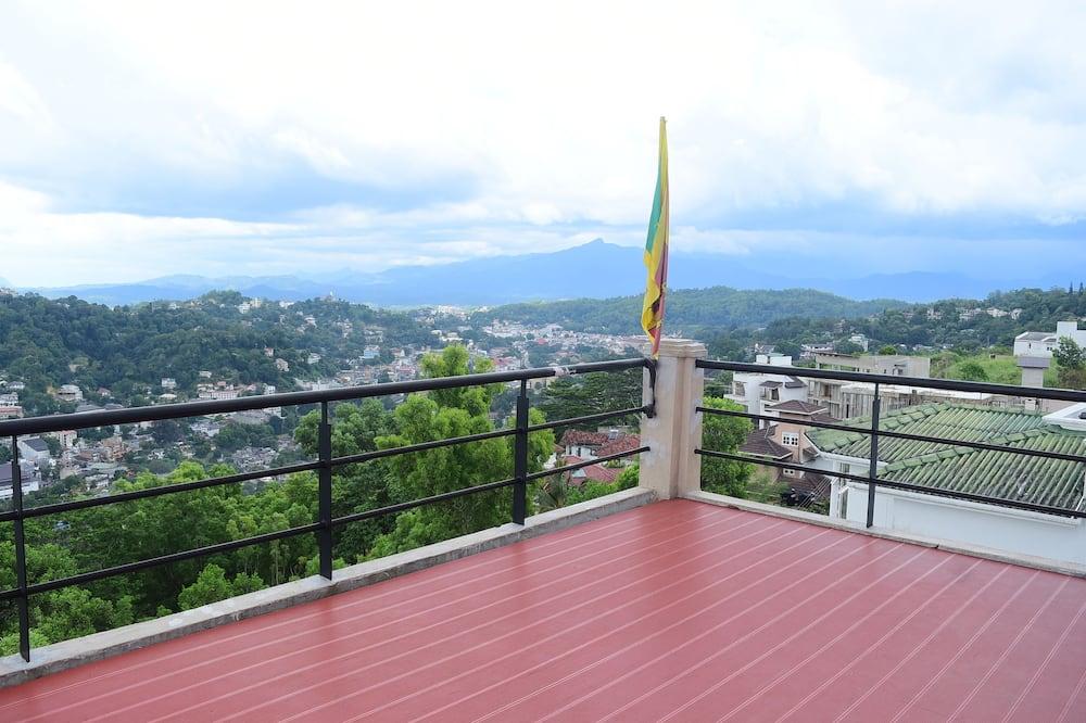 Familie penthouse, Balkon, Uitzicht op de stad - Balkon