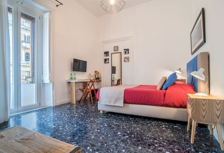 Napoliamo Guest House, Napoli, Rom – standard, 1 soverom, Gjesterom