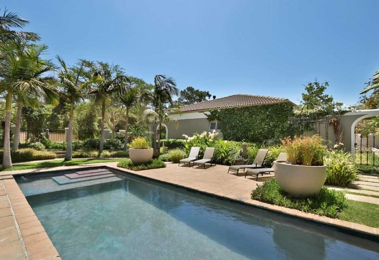 African Palm Cottage, Cape Town, Outdoor Pool