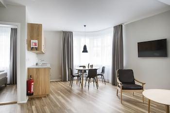 Foto di Odinsve Hotel Apartments a Reykjavík