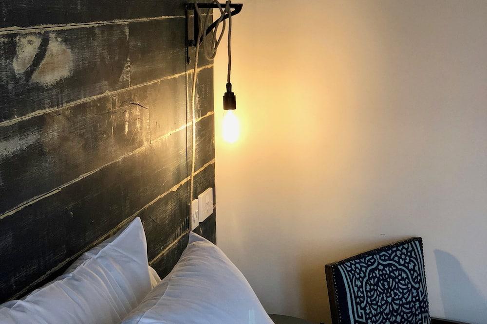 חדר יוקרתי, מיטת קינג - חדר אורחים