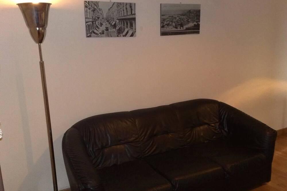 Стандартная студия - Зона гостиной