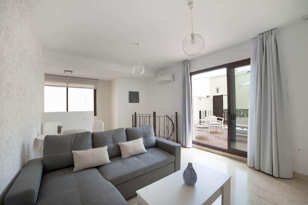 高級公寓 (1 adult + 1 child) - 客廳