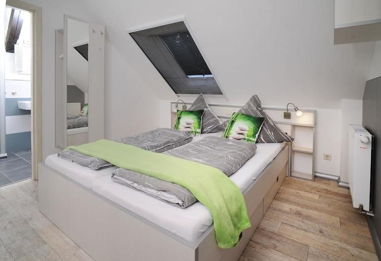 Gutshof zum Adlernest, הרצברג, חדר ביזנס זוגי, חדר אורחים