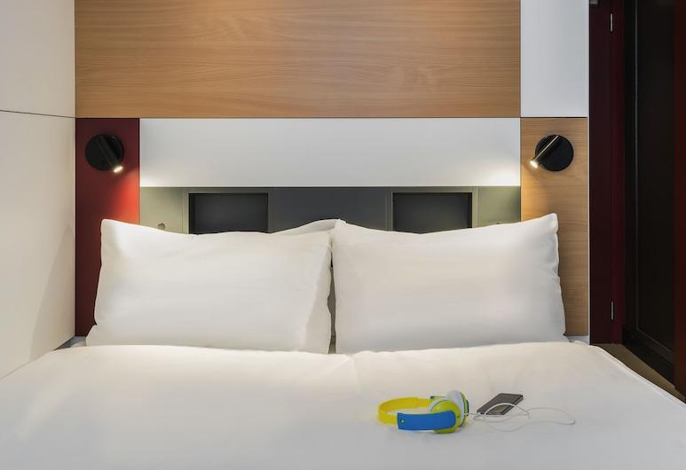 ibis budget Blankenberge, Blankenberge, Chambre Double, 1 lit double et 1 canapé-lit, Chambre