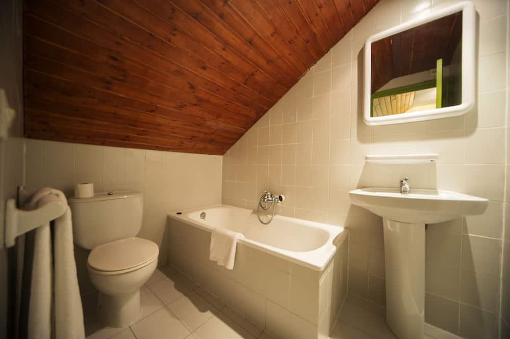 Ortak Ranzalı Oda, Karma Ranzalı Oda, Özel Banyo (1 bed in a 2-Bed Dormitory Room) - Banyo