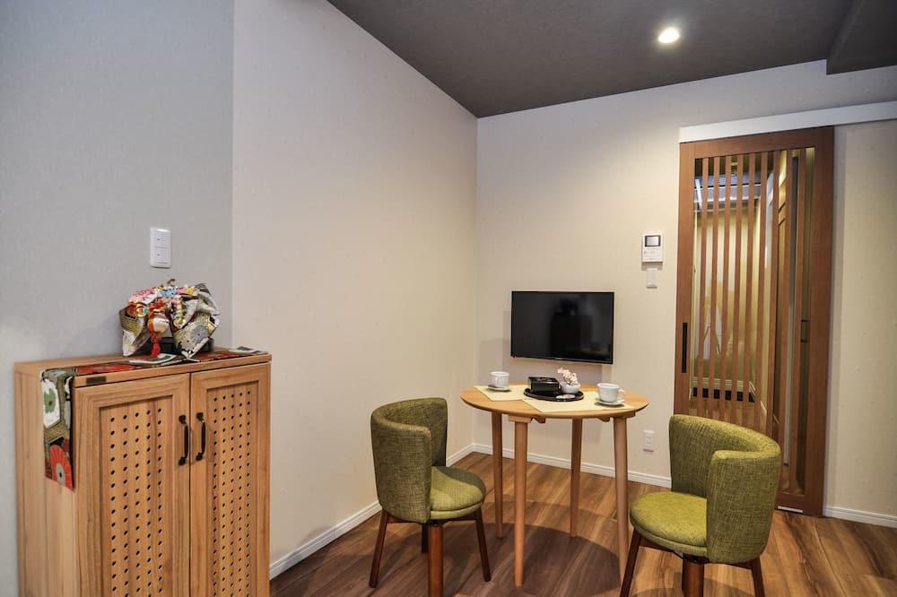 Tradicinio tipo kambarys (Japanese Style Room A, 1st Floor) - Vakarienės kambaryje