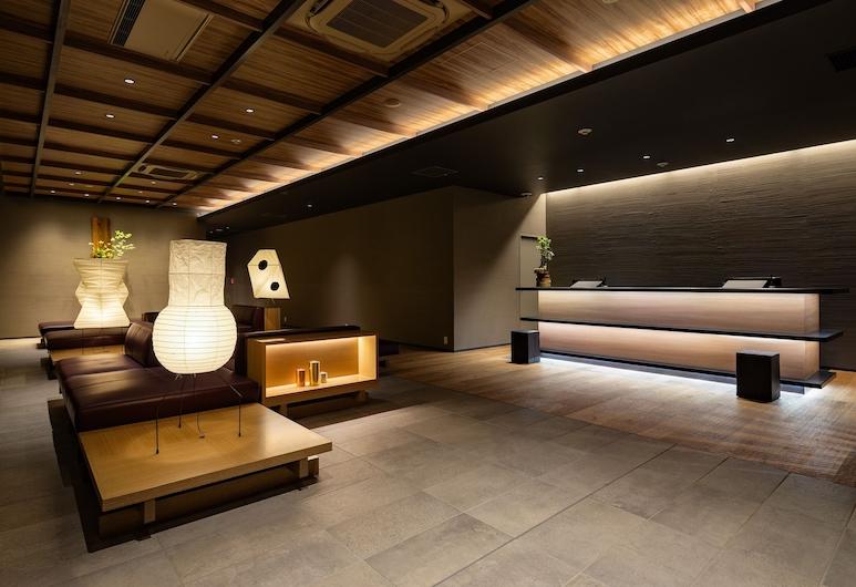 Hotel Resol Kyoto Shijo Muromachi, Kyoto, Lobby Sitting Area
