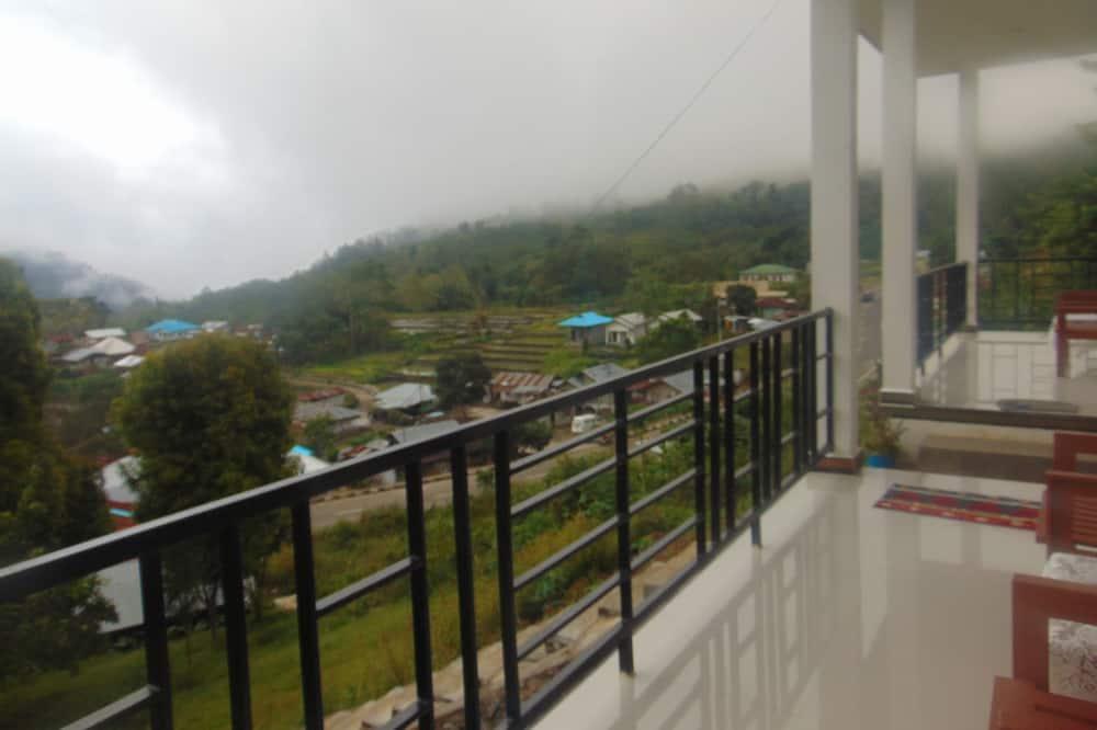 Deluxe bungalov - Balkon