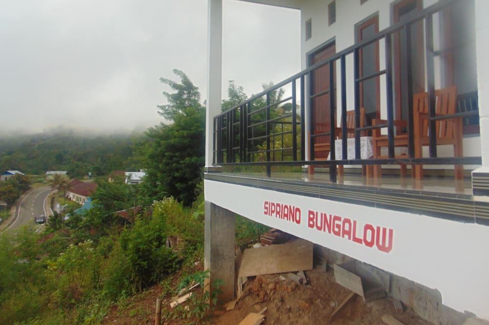 Deluxe Bungalow - Balcony