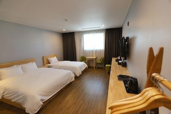 Gangneung — zdjęcie hotelu Gangneung Pine City Hotel