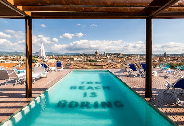 TSH Florence Lavagnini , Florence, Rooftop Pool