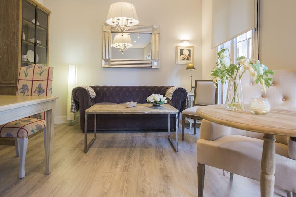 Exclusive Apartment (Florencia) - Living Room