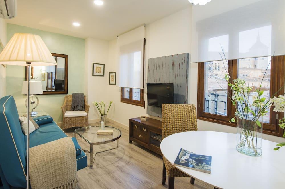 Apartment (Escocia) - Living Room
