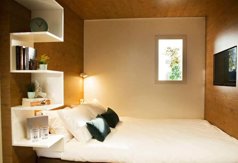 벙크 호텔 암스테르담, 암스테르담, 베이직 더블룸 (Bunk Room), 객실