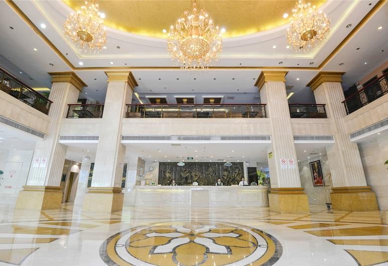 Vienna International Hotel World Expo, Shanghai, Reception