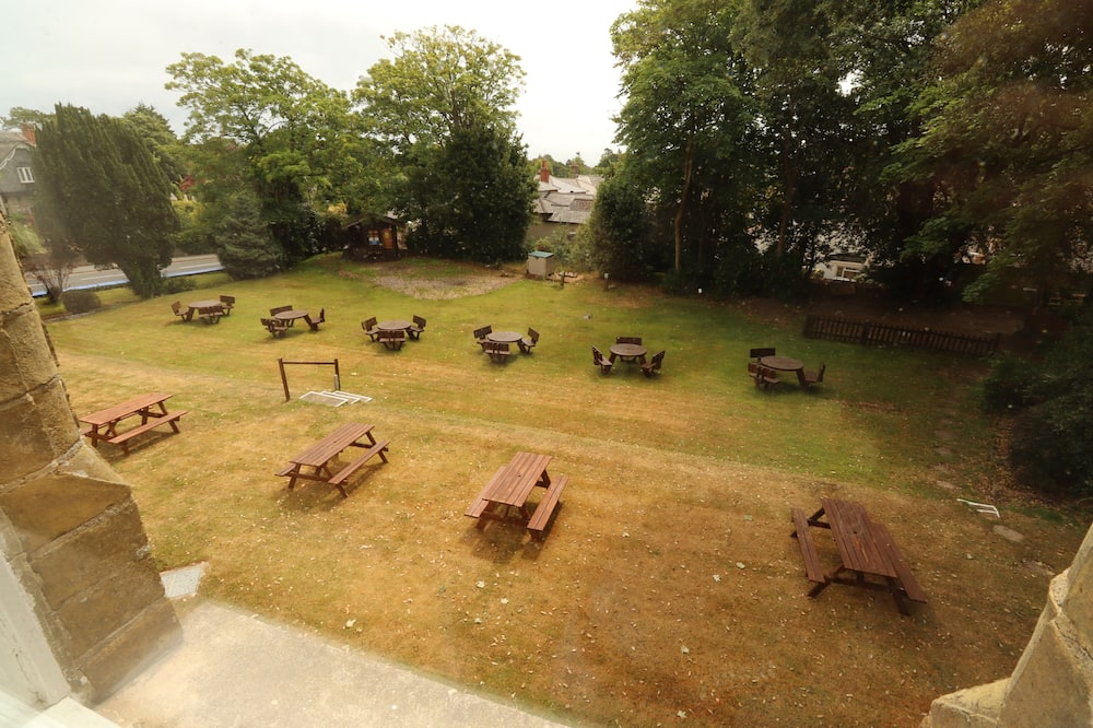 Familien-Vierbettzimmer, Gartenblick - Blick auf den Garten