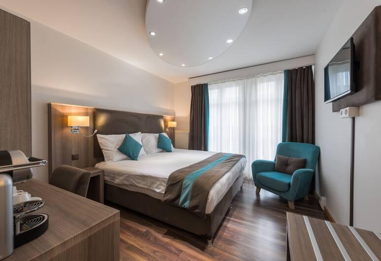호텔 루소 제네바, 제네바, 클래식 싱글룸, 객실