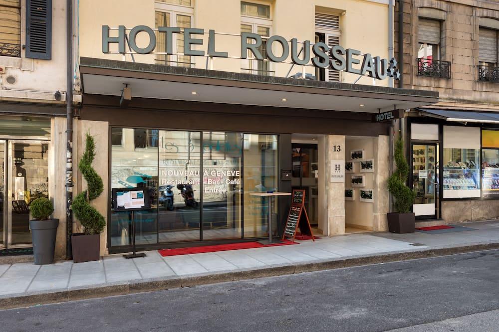 Hotel Rousseau Geneva, Geneva