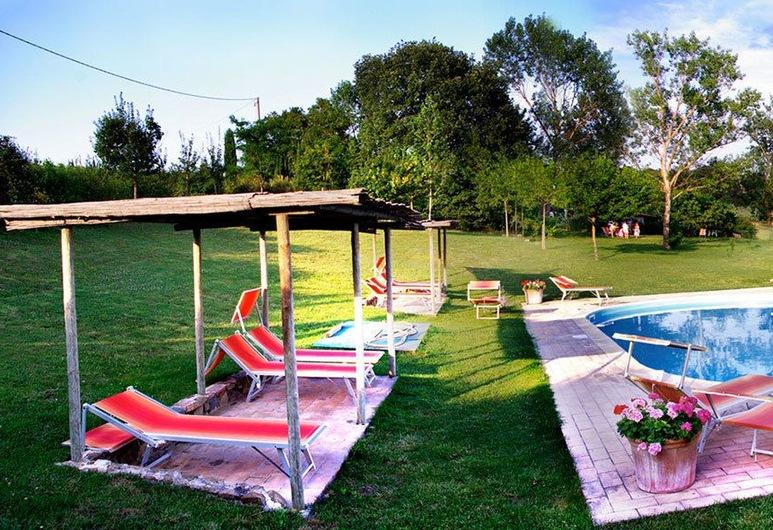Agriturismo Fattoria Santa Vittoria, Foiano della Chiana, Outdoor Pool
