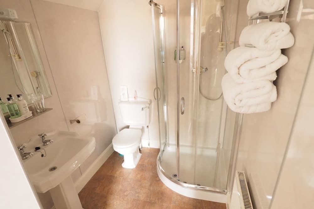 Quarto Duplo Superior, 1 cama king-size - Casa de banho