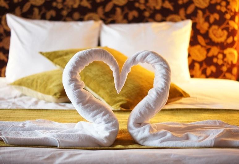 Zifin Hotel, דרלי, חדר ירח דבש, חדר אורחים