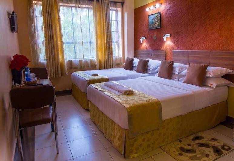 Enkare Hotel, Nairobi, Guest Room