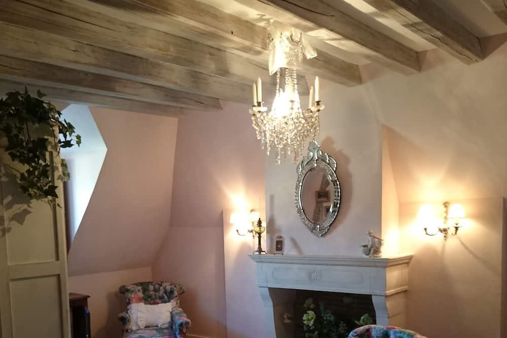 Double Room (Tendre Romance) - Living Area