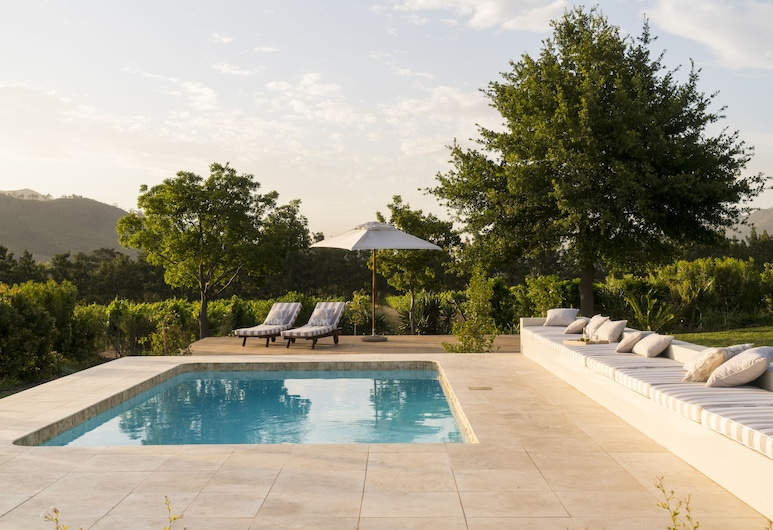 Cape Vue Country House, Franschhoek, Outdoor Pool