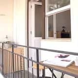 Apart Daire, 1 Yatak Odası, Balkon - Balkon