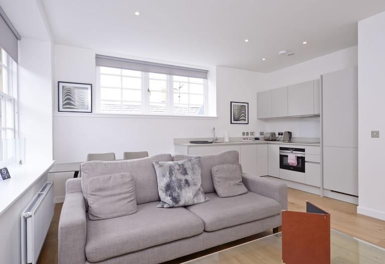 Destiny Scotland Apartments at Canning Street Lane, Edinburgh, Apartmán typu Classic, 2 spálne, Izba