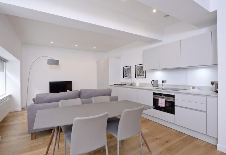 Destiny Scotland Apartments at Canning Street Lane, Edinburgh, Superior Apartment, 1 Bedroom, Room