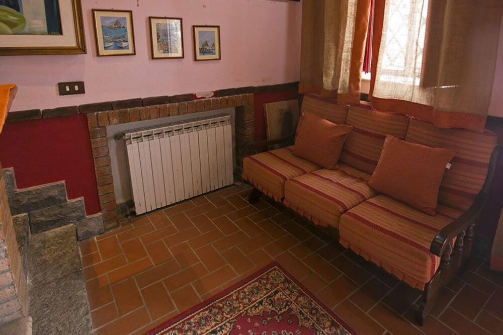 Villa, 2 camere da letto, terrazzo, vista - Area soggiorno