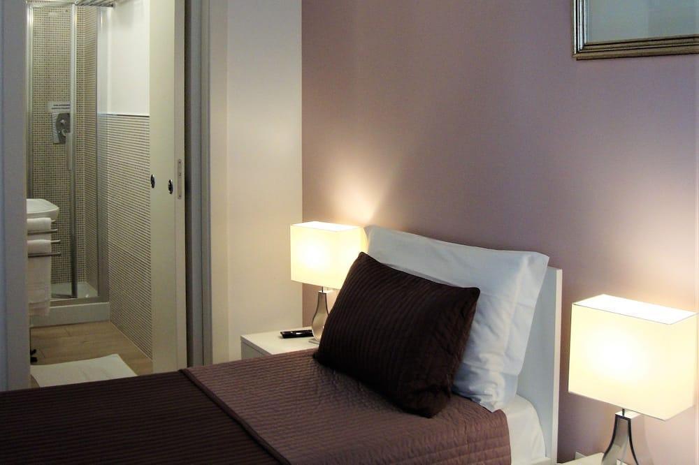 Habitación con 2 camas individuales, 2 camas individuales, baño privado - Habitación