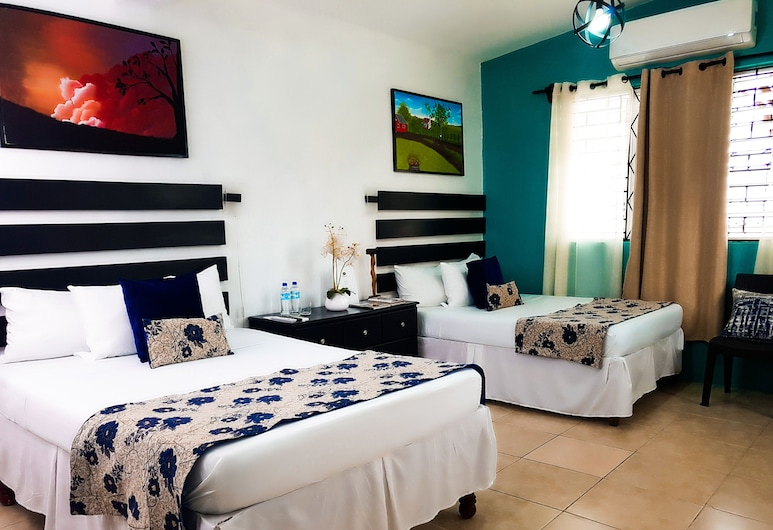 Eventuality Bed and Breakfast, Kingston, Standard Double or Twin Room, 2 Double Beds, Guest Room