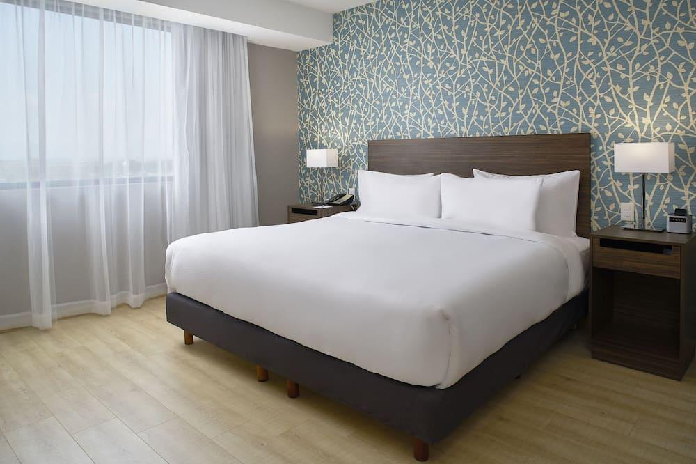 Suite, 1 kingsize-seng, ikke-røyk - Gjesterom