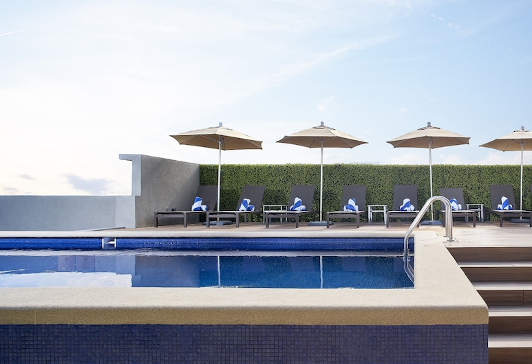 Fairfield Inn & Suites Aguascalientes, אגואס קליינטס, בריכה חיצונית