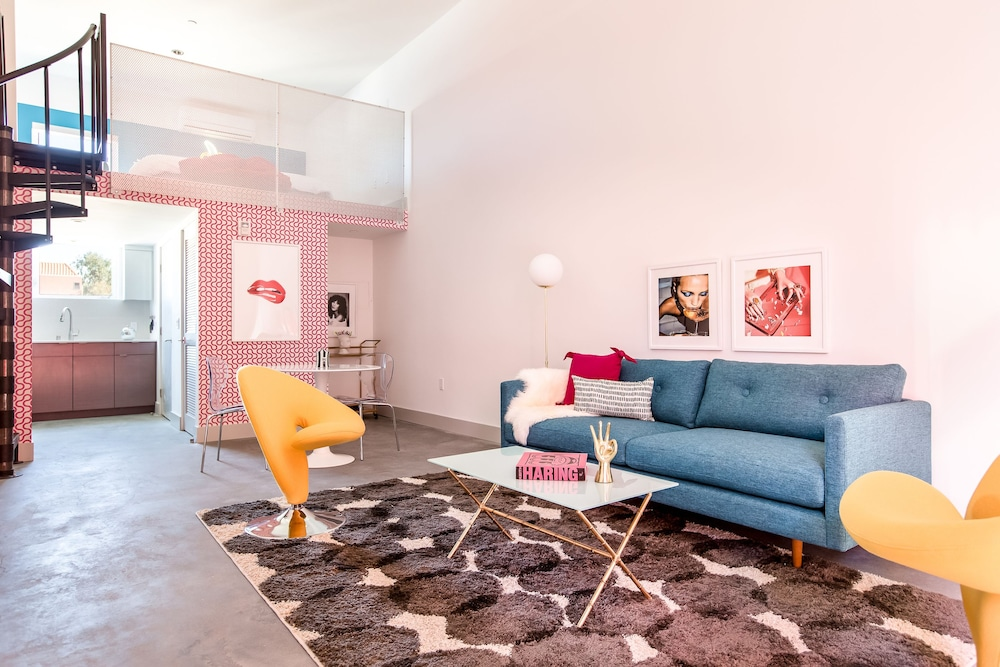 Loft Style 1br In Hillcrest By Sonder San Go