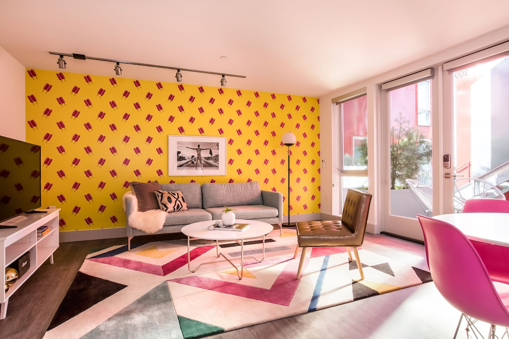 Colorful 2br In Hillcrest By Sonder San Go