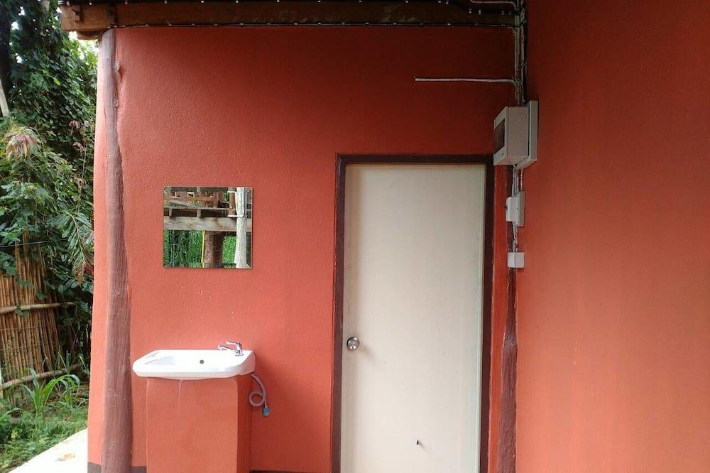 Triple Room - Sink Bilik Mandi