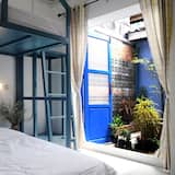Basic Single Room, Park View, Garden Area - Guest Room