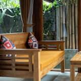 Villa, 1 Bedroom, Garden View - Living Area